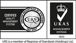 Certificazione di qualità URS-UKAS